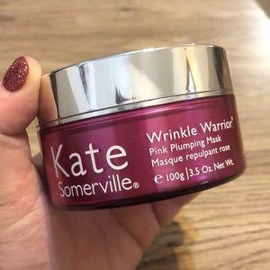 Kate Somerville Wrinkle Warrior Pink Plumping Mask